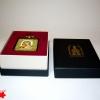 Коробка конструкции «эгоист» с флоковым ложементом