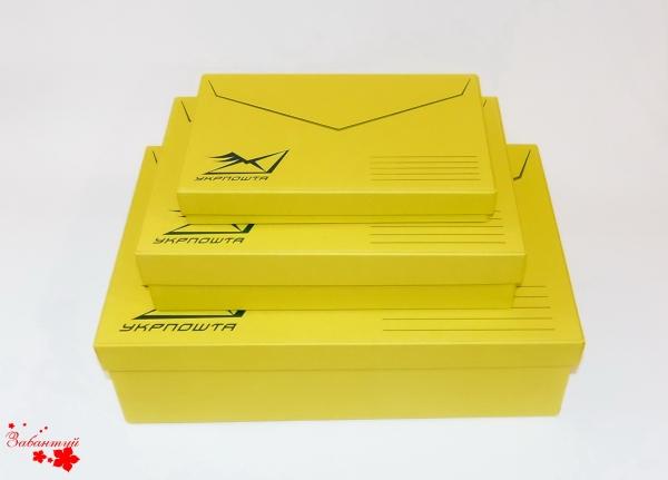 Подарочные коробки типа «крышка-дно» с полноцветной цифровой печатью по дизайнерской бумаге