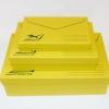 Подарункові коробки типу «кришка-дно» з повнокольоровим цифровим друком, на дизайнерському папері