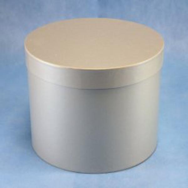 Круглая коробка диаметром 20см