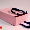 Висувна коробка з ручками