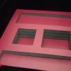 Ложемент из изолона и дизайнерского картона