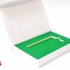 Подарочная коробка на магнитах с изолоновым ложементом
