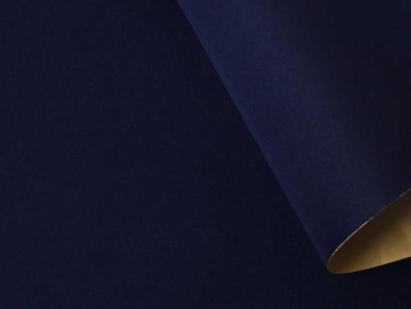 Темно-синий бархат