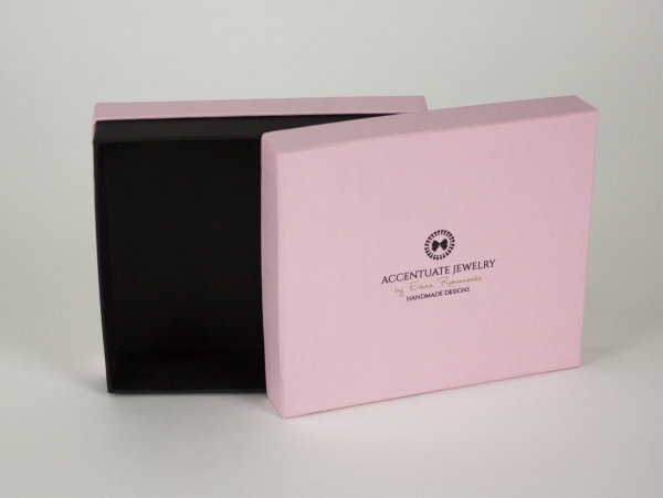 Подарочная коробка для украшений. Тип «эгоист»