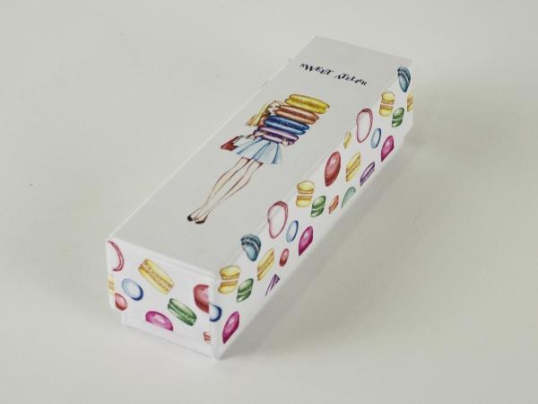 Коробки для пирожных макарон для SWEET ATELIER