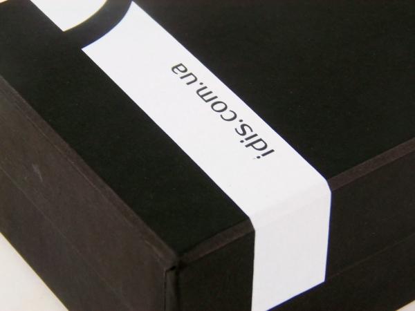 Коробки для образцов. idis