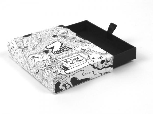 Выдвижная коробка для Z-Games