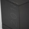 Коробка с двойным дном, тиснением и лаком