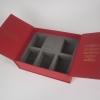 Коробка з ложементом із изолону з оксамитом