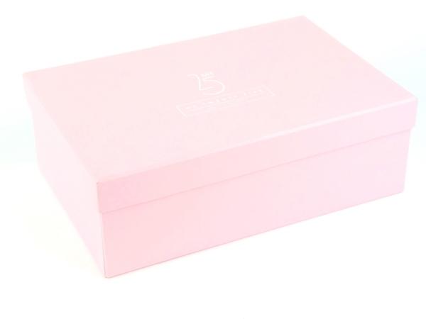 Коробка для обуви для проекта MY TWENTY FIVE