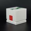 Коробка конструкции эгоист с глубокой крышкой и полноцветом