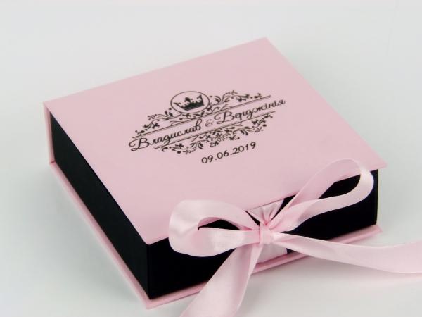 Подарочные коробки с перегородками для конфет