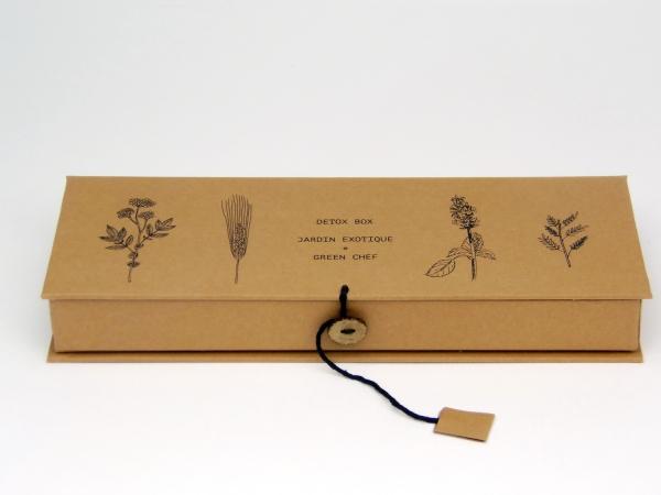 Коробки для Jardin Exotique