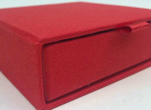 Тканевые коробки производства компании Забантуй