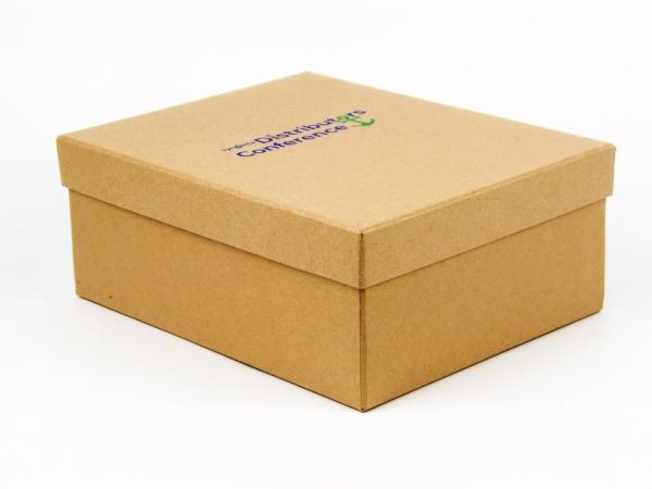 Коробка крышка дно с трафаретной печатью для Syngenta