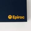 Коробка на магнитах с ложементом для Epiroc