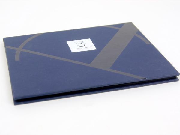 Коробка-папка под карту для SAYENKO KHARENKO
