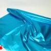 Полисилк односторонний. Цвет: светло-синий. Рулон 100 см на 10 метров