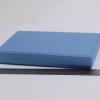 Розмір 17х12х2 см. Коробка зі з`ємною кришкою . Колір блакитний