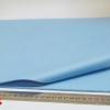 Папиросная бумага тишью 50*75 см. Цвет: небесно-голубой (код 292)