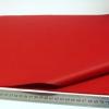 Папиросная бумага тишью 50*75 см. Цвет: красный китаец (код 1861)