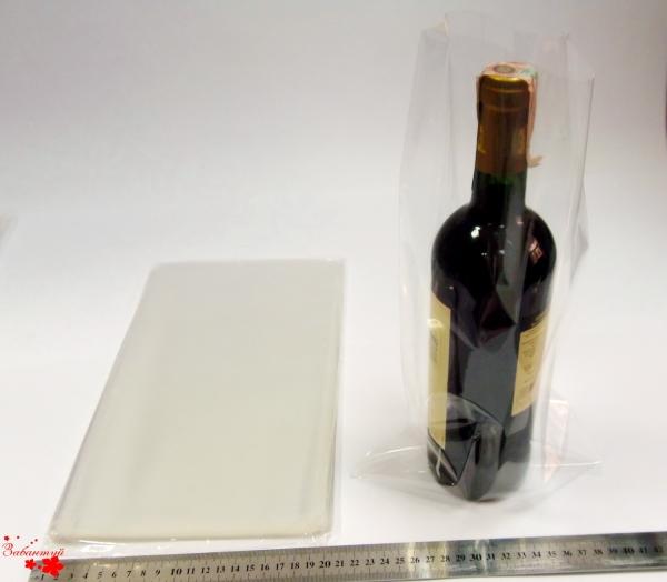 Размер 25х35см. Прозрачный пакет упаковочный. 100 шт.
