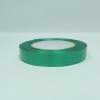Лента полипропиленовая для упаковки подарков и цветов 2см на 50м. Цвет: зеленый