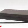 Розмір 27х15х6 см. Коробка зі з`ємною кришкою. Колір коричневий
