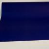 Однотонная бумага для подарков. Цвет синий неон. Рулон 70 см на 10 м