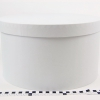 Діаметр 35 см, висота 20 см Кругла коробка. Колір білий