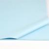 Папиросная бумага тишью 50*75 см. Цвет: бледно-голубой (код 290)