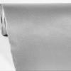 Колір сріблястий. Однотонний папір для подарунків. Рулон 70 см на 10 м