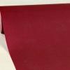 Цвет бордовый. Однотонная бумага для подарков. Рулон 70 см на 10 м