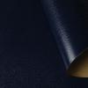 Шкірзам на паперовій основі. Колір 613/206 CUOIO темно-синий