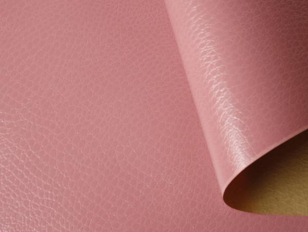 Кожзам на бумажной основе. Цвет розовый 641/208 COCO розовый