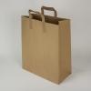 Паперовий пакет з крафт-паперу. Розмір см