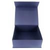 Розмір 36х30х14 см. Коробка з магнітним кріпленням. Колір темно-синій