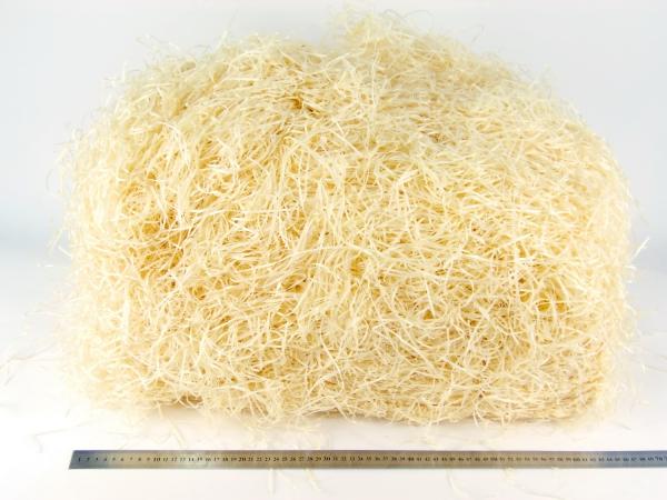 5 кг. Древесная шерсть, наполнитель стружка для упаковки в коробки