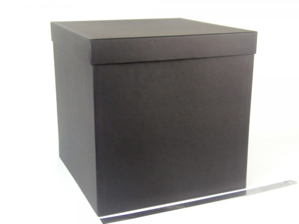 Размер 50х50х50 см. Коробка со съемной крышкой. Цвет: коричневый