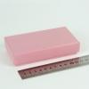 Размер 12х6х2,5см. Коробка для подарка. Цвет розовый