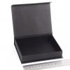 Размер 13х10х2 см Коробка с магнитным креплением. Цвет черный
