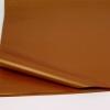 Цвет темно-бронзовый (код 805). Металлизированная бумага тишью 50х75см