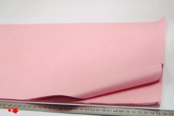 100 листов бумаги тишью цвета розовый китаец 50х75 см код 1896