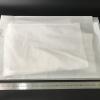 Размер 35х50х4см. Белый пакет из бумаги тишью плотностью 35г/м