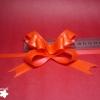 Банты для подарочной упаковки «бабочка». Цвет красный. 25 шт.