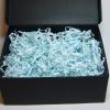 Наполнитель в подарочные коробки. Объем в распушенном виде 1,5 литра. Цвет: голубой № 559