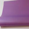 Однотонная подарочная бумага фиолетового цвета. 70 см на 10 метров
