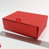 Размер 17*12*5 см Коробка-футляр. Цвет красный.