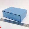 Розмір 17*12*5 см Висувна коробка. Колір блакитний